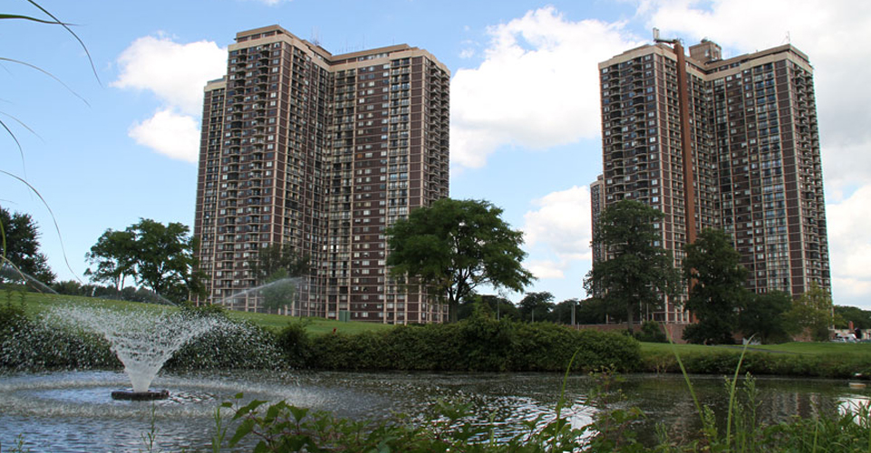 North Shore Towers